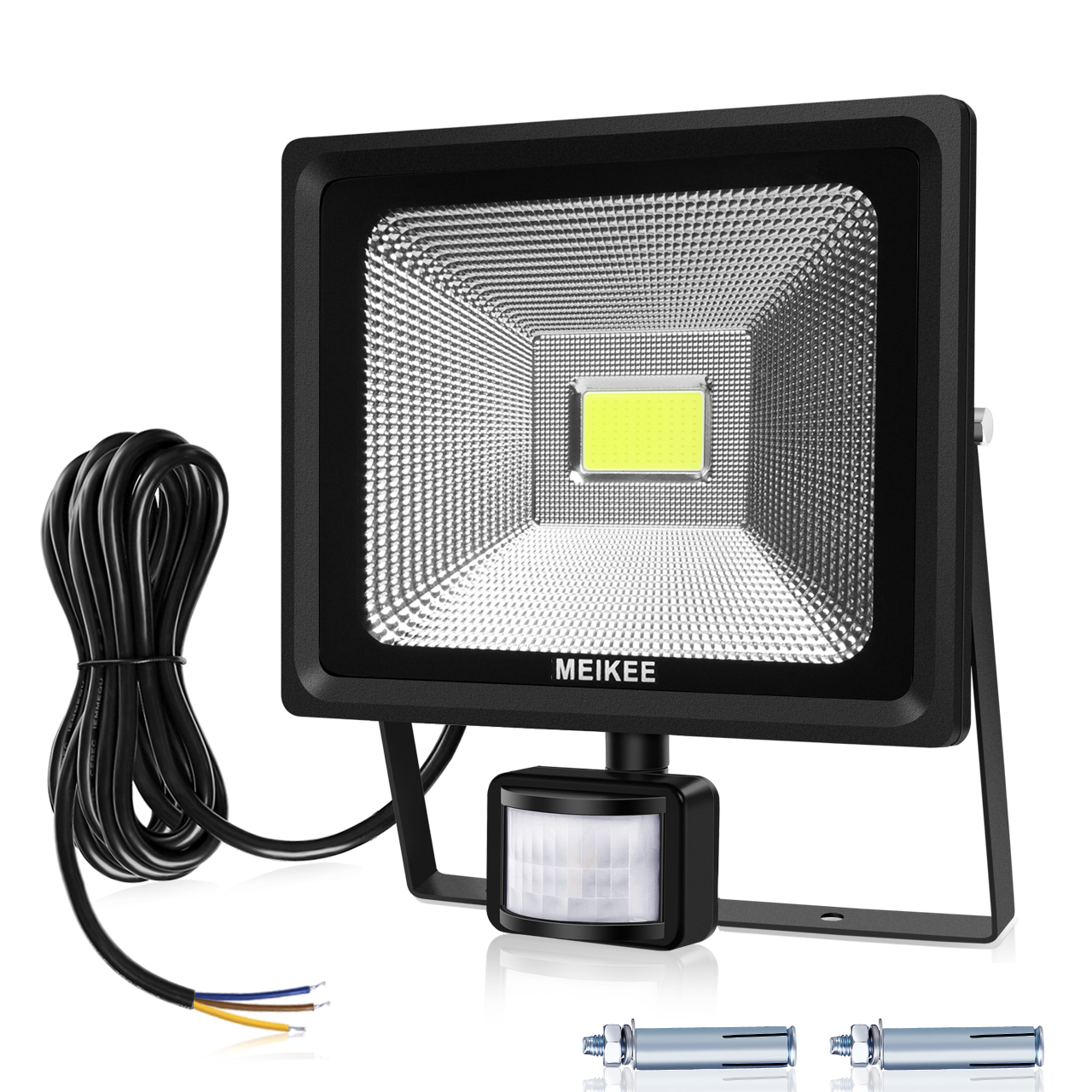 30W Security Lights with Motion Sensor