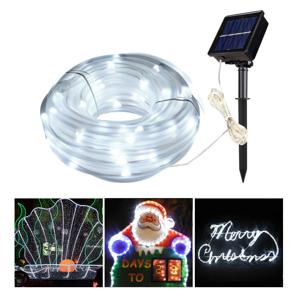 Solar Rope Lights (white)